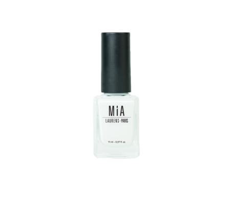 Mia Laurens Paris Frost White esmalte de uñas 11ml