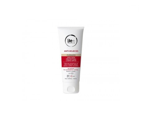 Be+ crema antirojeces piel normal/mixta 50ml