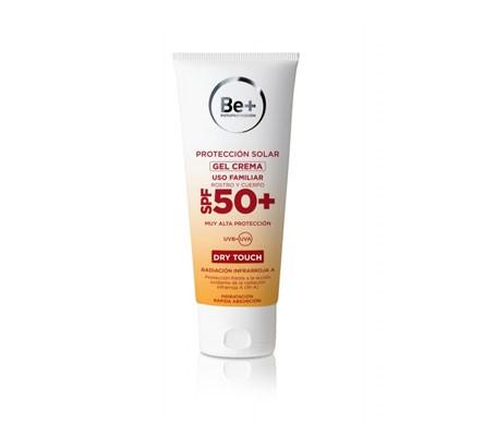 Be+ Fotoprotector Gel Crema Rostro/cuerpo Spf50+100ml