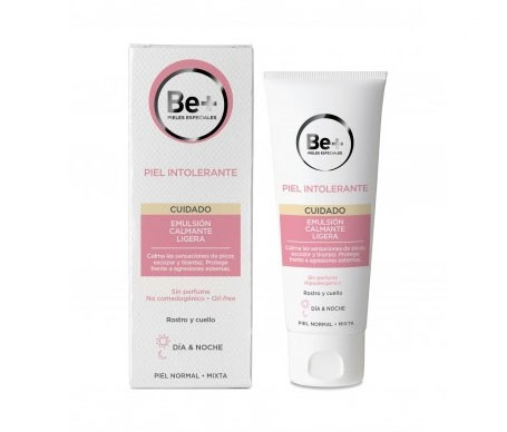 Be+ Intolerant Skin p/Normal-Mixed 50m