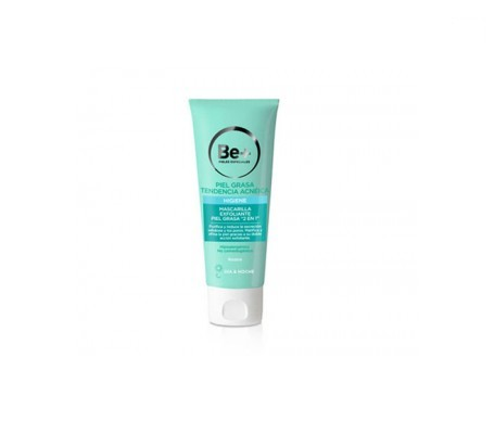 Be+ 2 in 1 Oily/Acne Skin Scrub Mask 75g