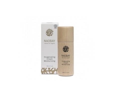 Naobay crema oxigenante hidratante 50ml