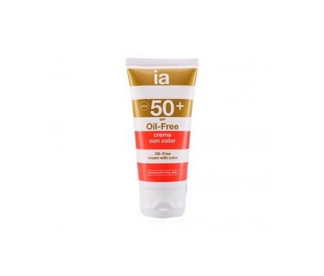 Interapothek oil-free crema con color SPF50+ 50ml