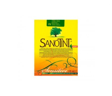 Santiveri Sanotint Light Tint nº73 castaño natural 125ml