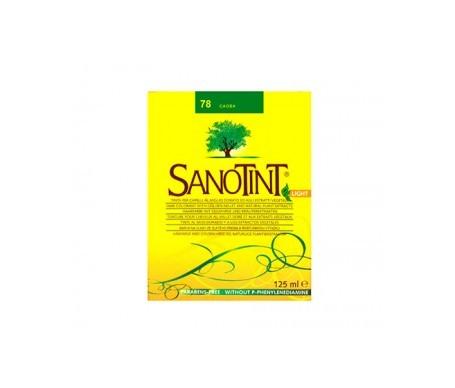 Santiveri Sanotint Light Tint nº78 caoba 125ml