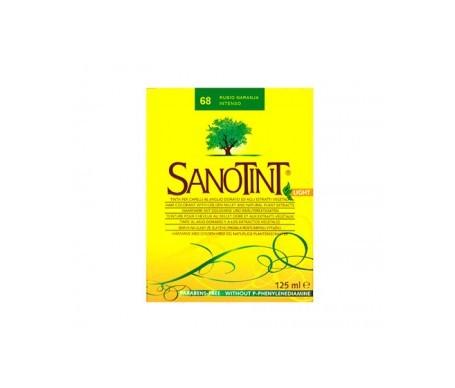 Santiveri Sanotint Light Tint nº86 rubio naranja intenso 125ml