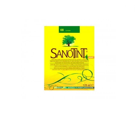Santiveri Sanotint nº08 color caoba 125ml