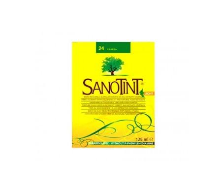 Santiveri Sanotint nº24 color cereza 125ml