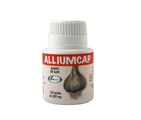 Soria Natural Alliumcap 150 perlas