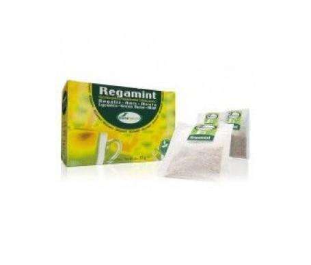 Soria Natural Regamint infusión 20 filtros