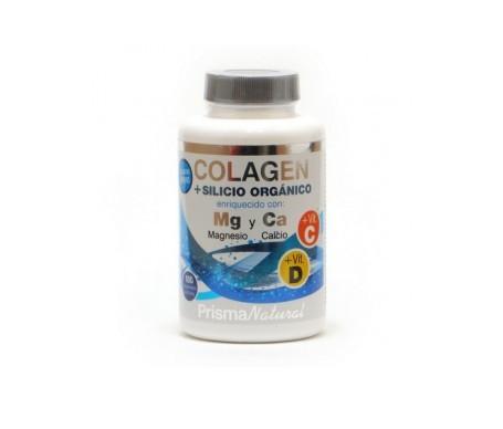 Prisma Natural colágeno+silicio+magnesio+calcio 180comp