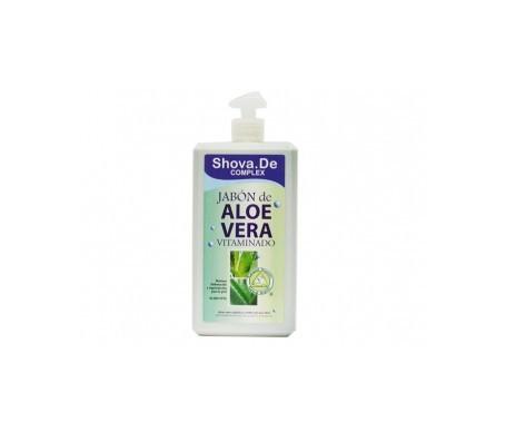 Shova.de jabón complex aloe vera vitaminado 1l