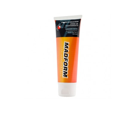 Madform Gel Crema Calentamiento 60ml