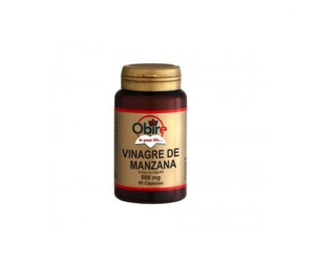 Obire Vinagre de Manzana 60cáps