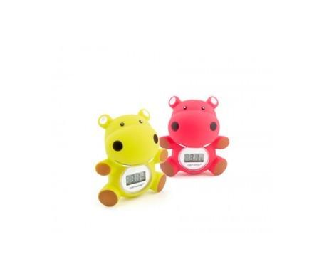 Cemefar térmometro de baño digital hipopotamo 1ud