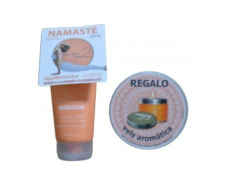 E'lifexir Namasté crema corporal relajante-tonificante 200ml + vela REGALO