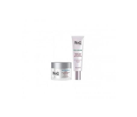 Roc pro-preserve crema antisequedad + Roc pro sublime ojos