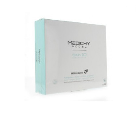 Medichy Model Proteoglicanos S10  piel normal-mixta 6 viales