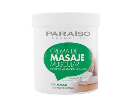 Paraiso Cosmetics crème de massage musculaire 500ml
