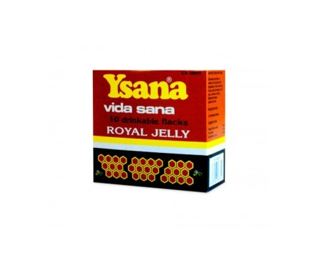 Ysana™ royal jelly plus 10 vials