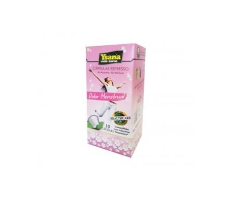 Ysana dolor menstrual espresso 10cáps