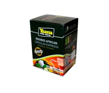 Ysana rooibos african espresso 10cáps