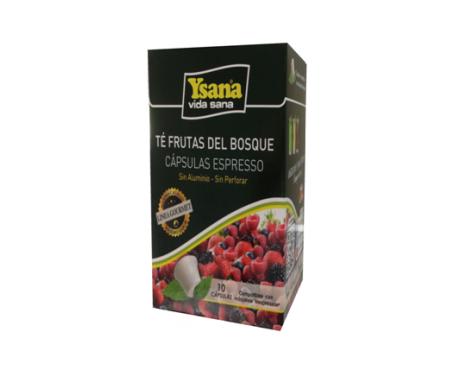 Ysana té frutas del bosque espresso 10cáps