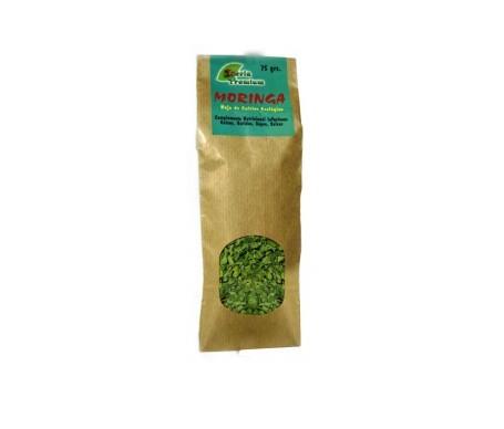 Stevia Premium hoja seca de moringa 75g