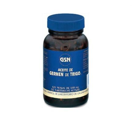 GSN aceite de germen de trigo 125comp