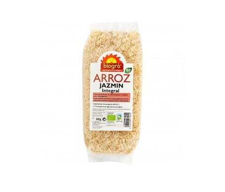 Biogra arroz integral redondo bio 500g