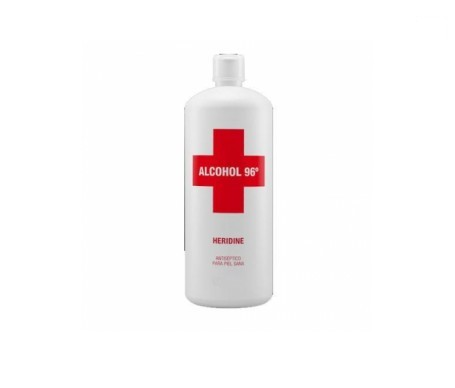 Interapothek alcohol Heridine 96º 250ml
