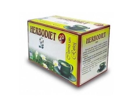 Herbodiet Como Un Reloj 20 Bolsas