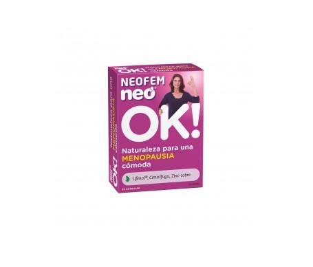 Neo Neofem bienestar femenino 30cáps