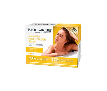 Innovage® Potenciador Solar 30cáps+30cáps