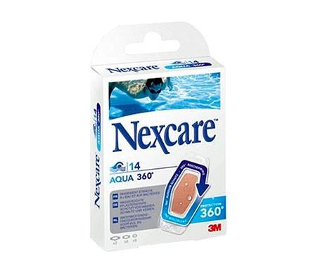 Nexcare Aqua 360º Aposito 26x57mm 14 Und.