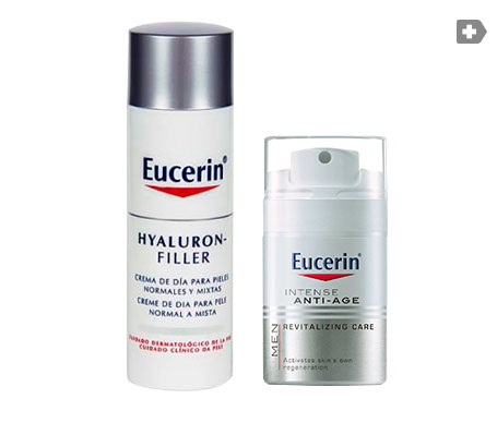 Eucerin® loción 400ml + gel de baño 400ml