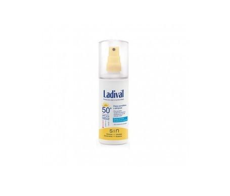 Ladival® piel sensible o alérgica SPF50+ 150ml