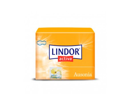 Ausonia Lindor Activa normal compresas 24uds