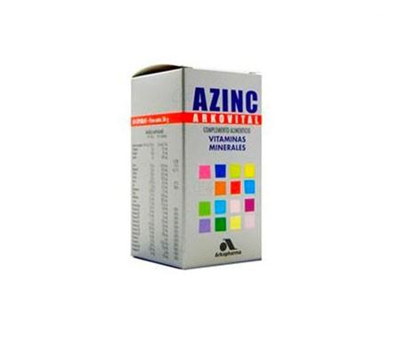 Arkovital Azinc 50caps