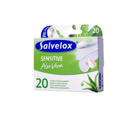 Salvelox Aposito Piel Delicada 20 Uds