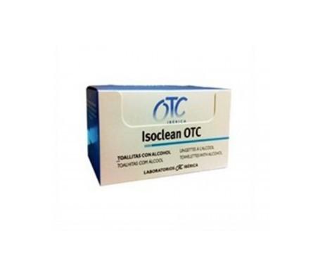 OTC Isoclean toallitas alcohol 50uds