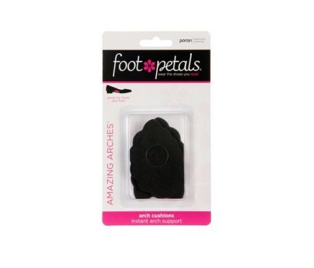 Foot Petals Amazing Arches black 1 pair