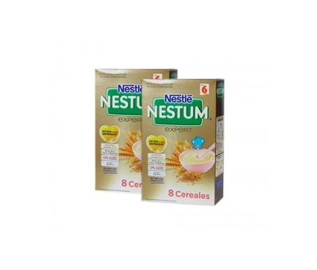 Nestlé Nestum papilla 8 cereales 600gx600g