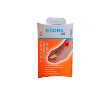 Ecosil mouse with left ring size M 1ud