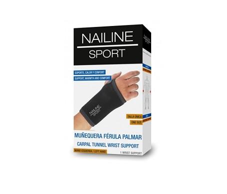 Nailine Sport muñequera férula palmar 107 1ud