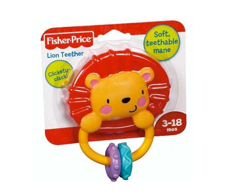 Fisher Price® mordedor león