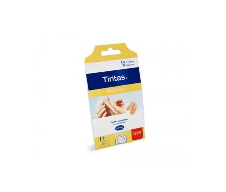 Tiraplastic Tiritas De Tela Elastica 20 Uds