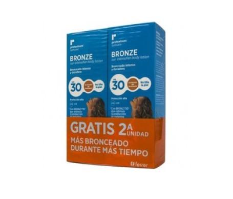Protextrem Suncare Bronze SPF30+ 150ml+150ml+150ml