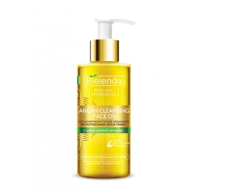 Cleaning rod with sebum control argan oil 140ml