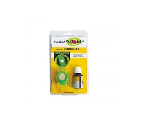 Mosquitox Clik-Clak pulsera cerámica citronela